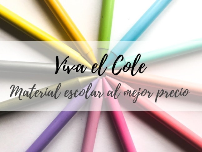 Viva el Cole - Material escolar al mejor precio
